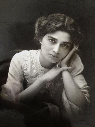 Adeline Bourne 1912_Naomi Paxton