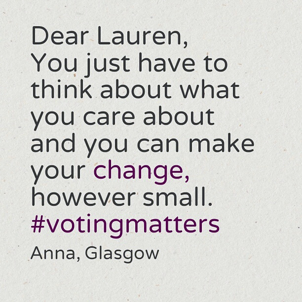 Dear Lauren_Anna_Glasgow_Change