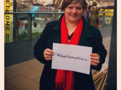 #Emilymatters – Get involved!