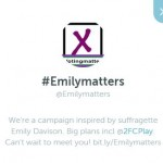 #Emilymatters on Periscope!