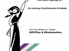 #Emilymatters – Parliament event – Reflections on a Piece of History in the Making