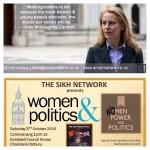 #Emilymatters at Women in Politics – 3 Oct 2015