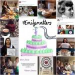#Emilymatters – Birthday celebrations – Thank you!