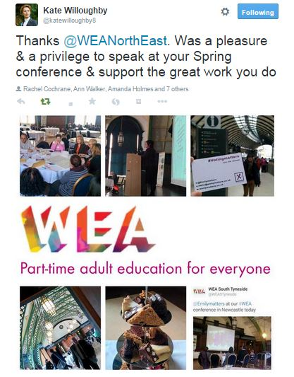 KW_thanks to WEA_tweet_WEA Grid_20Mar15