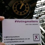 Why #Votingmatters – House of Commons speech