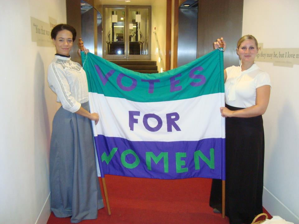 Votes For Women_RADA_Photo_VBurgess_2011