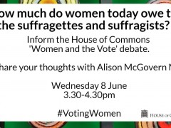 Emily Davison & the suffragette legacy